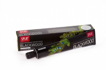 Splat Blackwood whitening Toothpaste 75ml