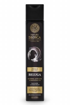 Natura Siberica Beluga Shampoo for Men 250ml