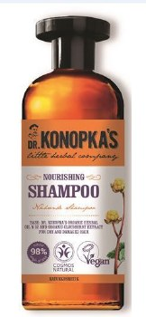 Dr Konopka's Nourishing Shampoo 500ml