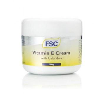 FSC Hi Potency Vitamin E Cream 100g