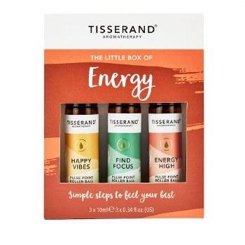 FIRST NATURAL BRANDS LTD Little Box Of Energy