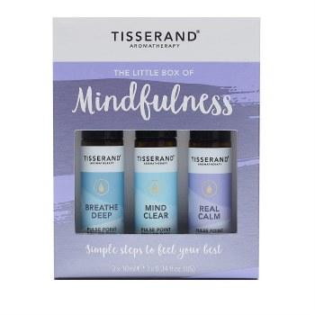 First Natural Brands TISSERAND Little Box Of Mindfulness 3 x 10ml