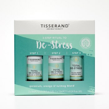FIRST NATURAL BRANDS LTD 3-Step Ritutal To De-Stress