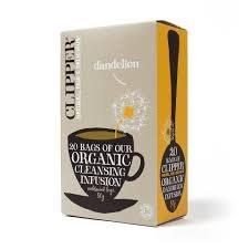Clipper Organic Dandelion 20 bags