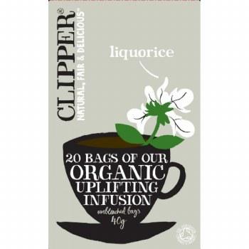 Clipper Organic Infusion -  Liquorice 20bag