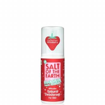 Salt Of the Earth Rock Chick Strawberry Spray 100ml