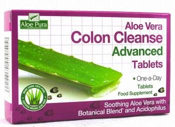 Aloe Pura Advanced Colon Cleanse  30 tablets
