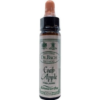 Ainsworths Crab Apple Bach Flower Remedy 10 ml