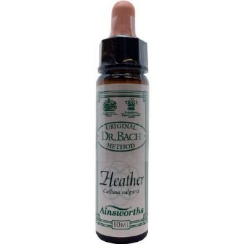 Ainsworths Heather Bach Flower Remedy  10 ml