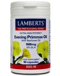 Lamberts Evening Primrose & Starflower  90 caps