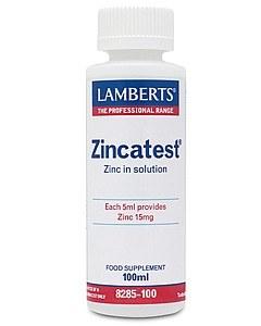 Lamberts Zincatest 100mls