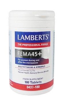 Lamberts Fema 45 +  180 Tablets
