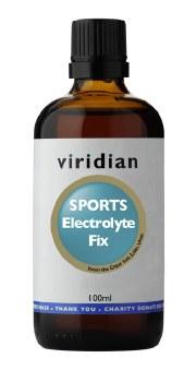 Viridian  Sports Electrolyte Fix 100mls