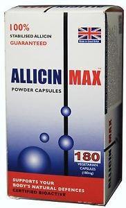 Allicin Max Allicin Max 180 VCaps