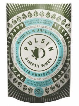 Pulsin Whey Protein Powder 250g