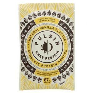 Pulsin Pulsin Vanilla Whey Protein 25g