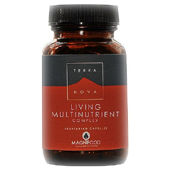 TerraNova Nutrition Living Multinutrient Complex 100 vcaps