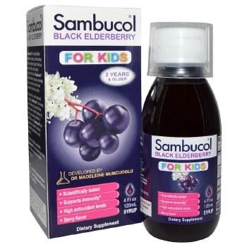Sambucol Sambucol Elder for kids  120ml