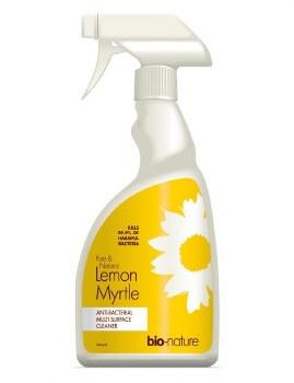 Bio-Nature Lemon Myrtle Anti-Bac Surface 500ml