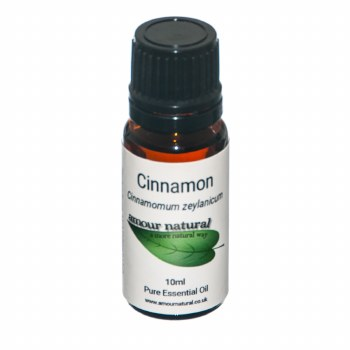 Amour Natural Cinnamon Pure essential oil 10 Single item only No Cases