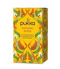 Pukka Herbs Turmeric Active Tea 20 sachet