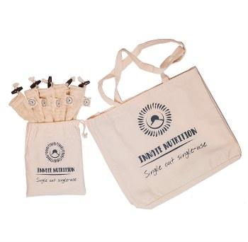 Innate Nutrition Cotton Produce Bags
