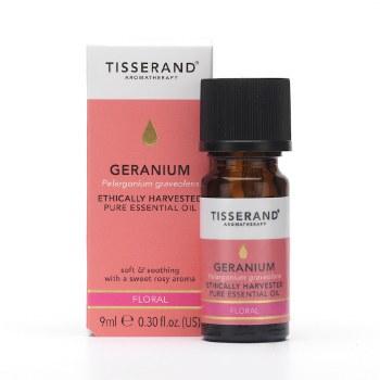 Tisserand Geranium Essential Oil 9ml