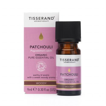 First Natural Brands TISSERAND Patchouli Essential Oil 9ml