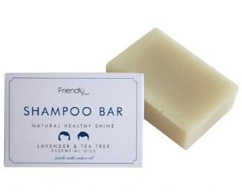 Friendly Soap FS Lavender Shampoo Bar 95g