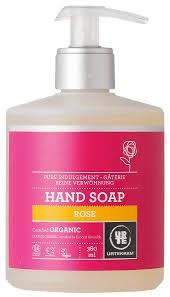 Urtekram Organic Rose Liquid Hand Soap 380ml