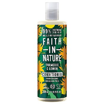 Faith in Nature Turmeric & Lemon Conditioner 400ml