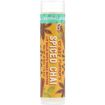 Crazy Rumors Spiced Chai Lip Balm 4ml