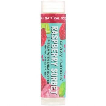 Crazy Rumors Raspberry Sorbet Lip Balm 4ml