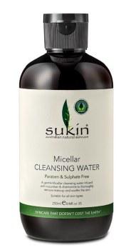 Sukin Micellar Cleansing Water 250ml
