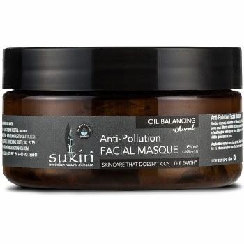 Sukin  Oil Balance Charcoal Masque 100ml