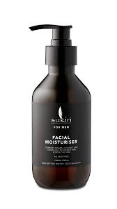 Sukin For Men Facial Moisturiser 225ml