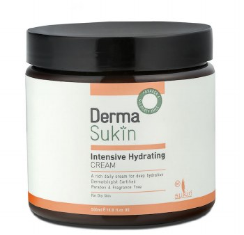 Sukin Derma Intensive Hydrating Crm 500ml
