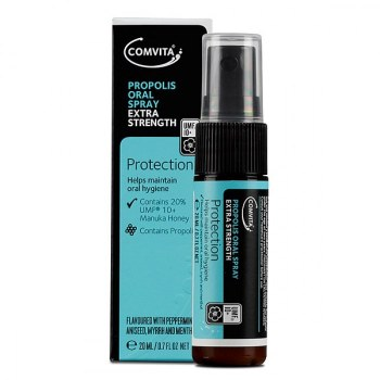 Comvita XStrength Propolis Oral Spray 20ml