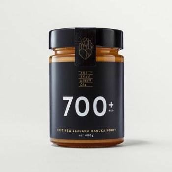 The True Honey Company Manuka Honey 700+ (UMF 18+) 400g