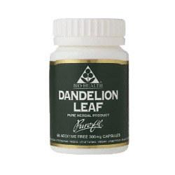 Bio Health Dandelion leaf 300mg 60 capsule