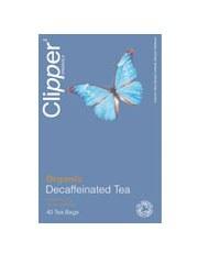 Clipper Org Everyday Decaffeinated Tea 40bag