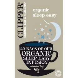 Clipper Organic Sleep Easy 20 bags