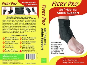 Fiery Pro Fiery Pro Ankle Support