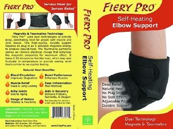 Fiery Pro Fiery Pro Elbow Support