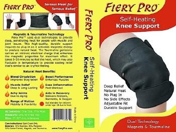 Fiery Pro Fiery Pro Knee Support