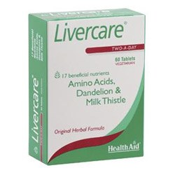 HealthAid Livercare 60 tablet