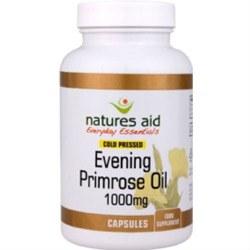 Natures Aid Evening Primrose 1000mg 180 caps