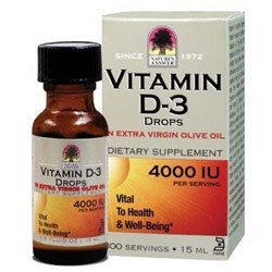 Nature's Answer Vitamin D3 Drops  15 ml