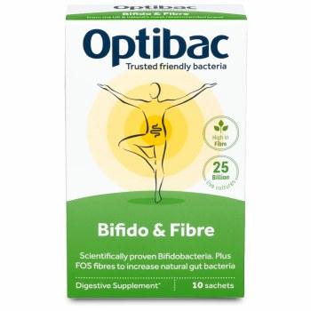 Optibac Probiotics For Maintaining Regularity 10 x 6g Sachets