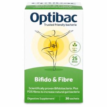 Optibac Probiotics For Maintaining Regularity 30 x 6g Sachets